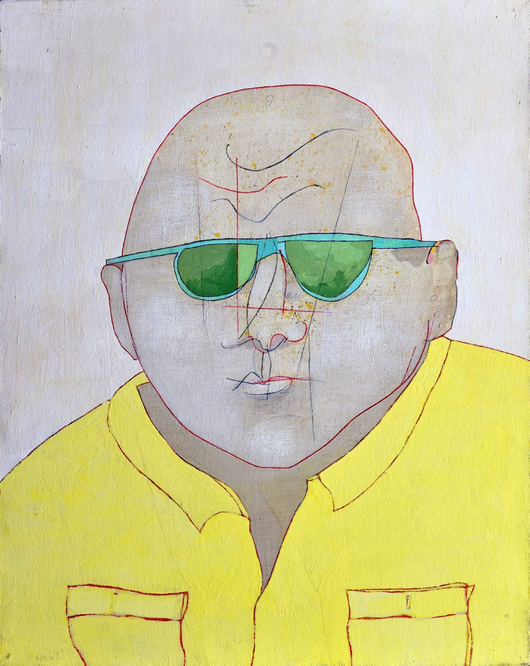 The businessman of Algoa Bay, 50x40, 2013